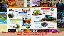 Lesen  Bauernhof Tiere Pflanzen und Maschinen WAS IST WAS Sachbuch Band 117 PDF Frei