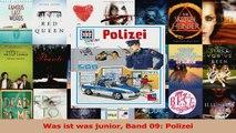 Lesen  Was ist was junior Band 09 Polizei Ebook Frei