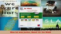 Lesen  Was ist was junior Band 12 Im Wald PDF Frei