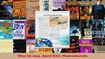 Lesen  Was ist was Band 032 Meereskunde Ebook Frei