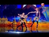 "The group miracle Ukraine's Got Talent 2015 ""L'Ukraine a un incroyable talent"""