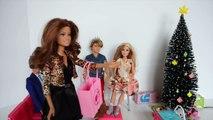 Barbie Leticia no Natal Bolsa estoura Para Chegada do bebe!!! Em Portugues [Parte 48] Toto