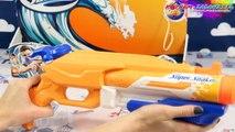 Hasbro - Nerf Super Soaker - Double Drench - Pistolet na Wodę - A4840 - Recenzja