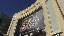 The Force Awakens as Crowds Flock to Star Wars World Premiere