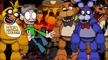 Five Nights at Freddys Animations [SFM FNAF] Top 5 Try Not to Laugh Challenge new
