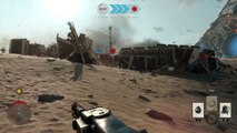 No Look Grenade Ownage Part II-STAR WARS Battlefront- Jakku Gameplay