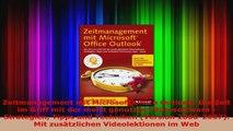 Download  Zeitmanagement mit Microsoft Office Outlook Die Zeit im Griff mit der meist genutzten PDF Frei
