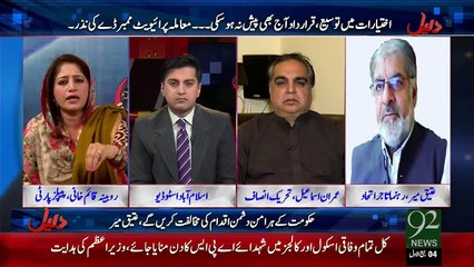 Daleel – 15 Dec 15 - 92 News HD