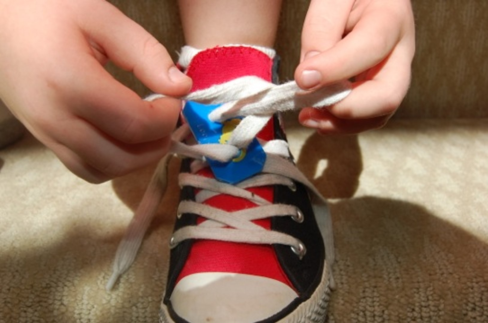 How to Tie Your Shoes fast