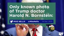 Intense Trump Doctor's Note Prompts Intense Mocking