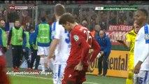 Highlights & Goals  - Bayern Munich 1-0 Darmstadt - 15-12-2015