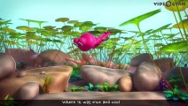 Five Little Speckled Frogs - 5 Little Speckled Frogs - 3D Rhymes For Children