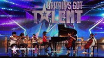Musicians The Kanneh-Masons are keeping it in the family | Britains Got Talent 2015
