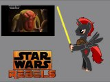 (Raptormon's Blind Commentary) Star Wars Rebels S1 Ep11 - Idiot's Array