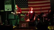 Gary Abbott & Lisa Marie sing 'Heartbreak Hotel' Elvis Presley Memorial VFW 2015