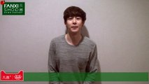 """151016 Nichkhun's Message for Fanxi Shop """"2015 Tmall 11.11 Global Shoping Festival"""""""