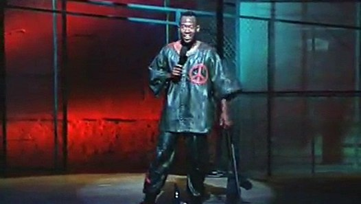 Martin Lawrence - You so crazy (1994) 2/2 - Stand Up Comedy Show