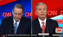 Lindsey Graham: I miss George W Bush. I wish you were president right now (VIDEO)