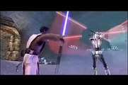 Star Wars Galaxies - The Complete Online Adventures Trailer