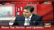 ARY News Headlines 14 December 2015, Faisal Raza Abidi's Expose