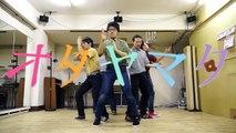 【RAB】ハナヤマタ OPを踊ってみた【リアルアキバボーイズ】