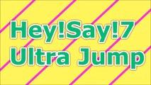 Hey!Say!7 ultra Jump 2015年11月19日 知念侑李・八乙女光 Hey Say Jump