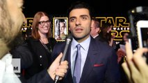 'The Force Awakens' stars reveal if they would leave Earth for the Star Wars galaxy