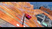 Nursery Rhymes Disney Pixar Cars Spiderman & Lightning McQueen Custom (Songs for