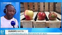 Strasbourg : Moi Moche et Bon, la marque de jus avec des fruits moches