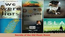Read  Secrets of the Old Music Room Ebook Free