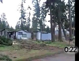 couper un arbre facile mais dangereux
