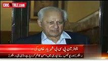 Shaharyar Khan still hoping against hope