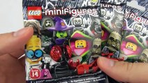 LEGO HALLOWEEN MONSTERS NEW 2015 SURPRISE TOYS Scary Ghost Costumes Video Review
