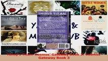 Read  Tansys Titan Cosmos Gateway Book 3 Cosmos Gateway Book 3 Ebook Free