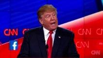 États-Unis : extraits du débat républicain du 15 décembre