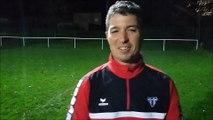 """""""SAM Football Challenge"""" - Cyrille Turpeau face au défi de la barre"""