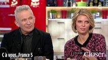 C à vous - Pierre Lescure propose à Louane les tenues de scène sexy de jean-Paul Gaultier