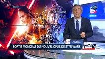 Sortie mondiale du nouvel opus de Star Wars