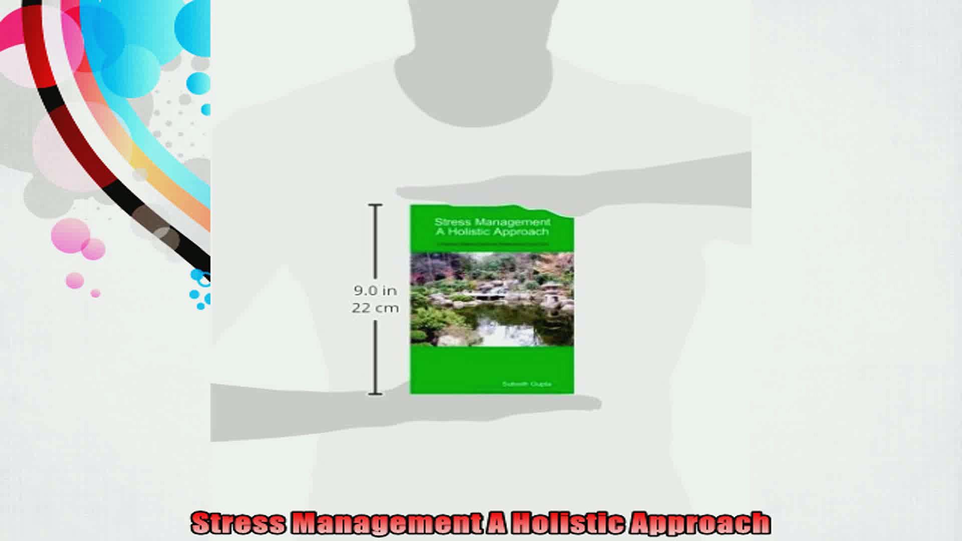 Stress Management A Holistic Approach