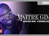 Concert Maître Gims à L'Accor Hotels Arena - Skyrock