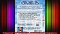 Understand Your Dreams Now Spiritual Dream Interpretation