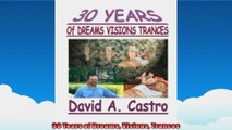 30 Years of Dreams Visions Trances