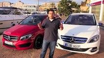 (PL) Mercedes Benz Klasa B 250 i Electric Drive test i pierwsza jazda próbna