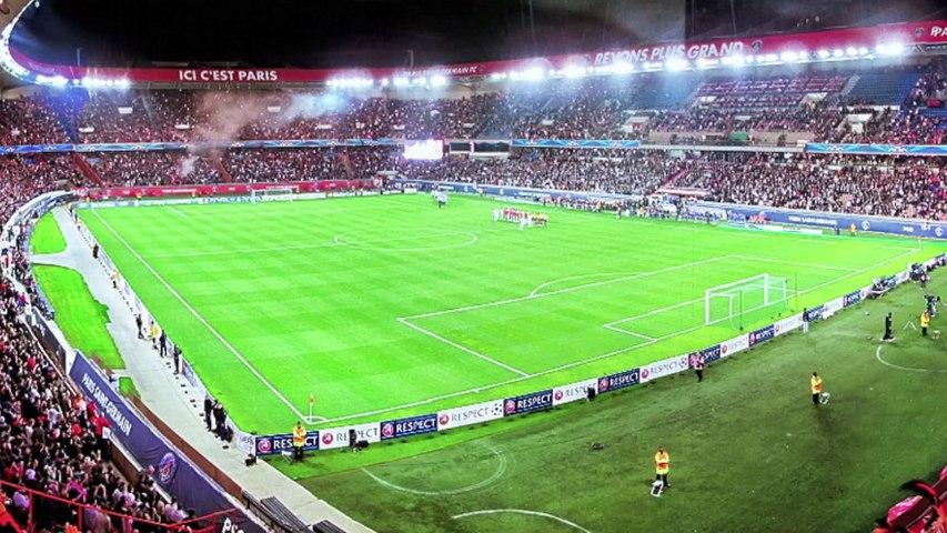 Ô Ville Lumiere, Hymne du Paris Saint-Germain (PSG)