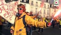 Vannes: Manifestation des insulaires - Vannes Télé