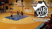 Top 10 CourtCuts FFBB du 12 Decembre