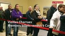 Vieilles Charrues. Premiers billets vendus à Carhaix
