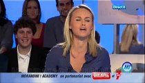 """Morandini!"": Cauet s'emporte en direct contre Jean-Marc Morandini"