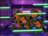 Teenage Mutant Ninja Turtles Season 08x07 Cyber Turtles, Original TMNT Cartoon, TMNT
