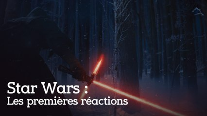 Star Wars : à Nantes les fans livrent leurs premières réactions (no spoil)